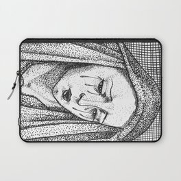 Crying Virgin Laptop Sleeve