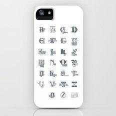 AZ to JayZ Slim Case iPhone (5, 5s)