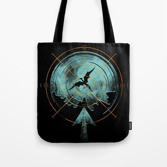 the last predator Tote Bag
