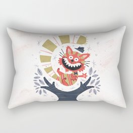 Cheshire Cat - Alice in Wonderland Rectangular Pillow