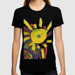 All you need is the sun and your other half T-shirt