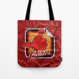 Tickles Tote Bag