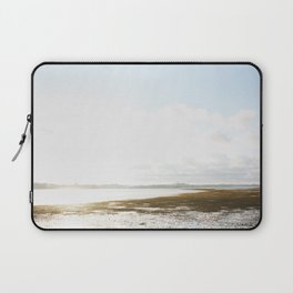 Low Tide at the Lighthouse Laptop Sleeve
