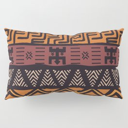 Tribal ethnic geometric pattern 021 Pillow Sham