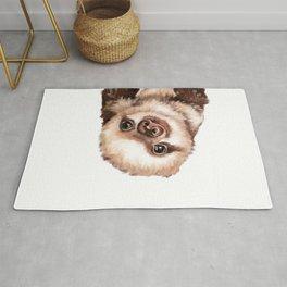 Baby Sloth Rug