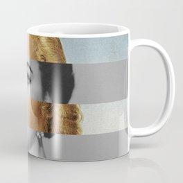 Raphael's Young Woman with Unicorn & Elizabeth Taylor Coffee Mug