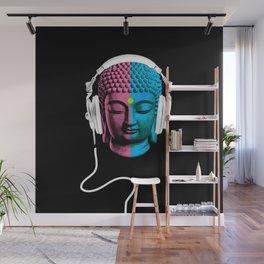 listen 2 your zen Wall Mural