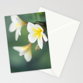 in the happy garden Stationery Cards