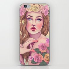 Petals and Thorns 2016 iPhone & iPod Skin