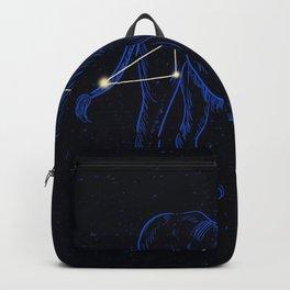Zodiac constellations — Leo Backpack