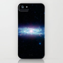 1387. The Barred Sculptor Galaxy iPhone Case