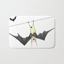 bat Bath Mat