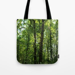 Divergent Heart Tote Bag