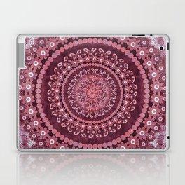 Boho Rosewood Mandala Laptop & iPad Skin