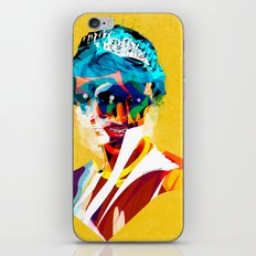 princess iPhone & iPod Skin