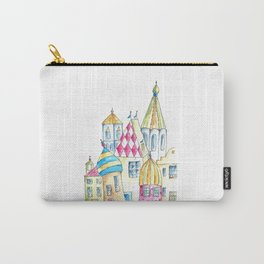 Party Houses Carry-All Pouch