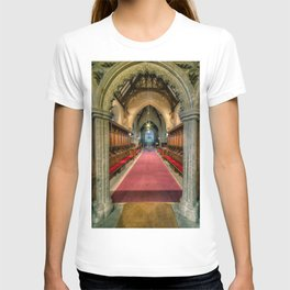St Twrogs Church T-shirt