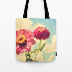 Lovely flower Tote Bag