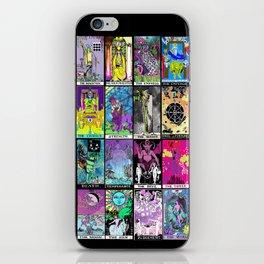 Tarot Major Arcana iPhone Skin