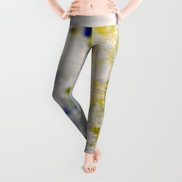 Painting abstract Leggings