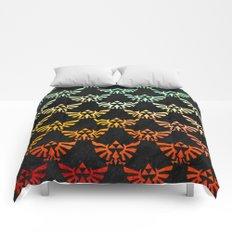 Zelda Hylian Crest Comforters