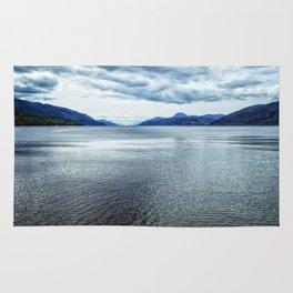 Loch Ness Scotland Rug