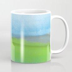 Watercolor Landscape Mug
