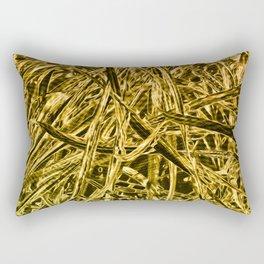Metallurgy Rectangular Pillow