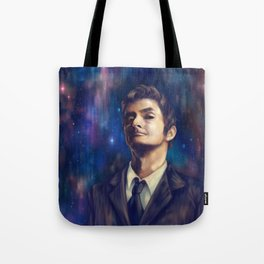 Tenth Doctor Tote Bag