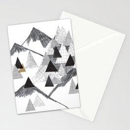 exploration 3 Stationery Cards