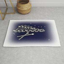 Space Marimba Rug