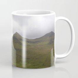 Faroe Islands landscrape Coffee Mug