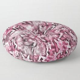 Pink Fairyland Floor Pillow