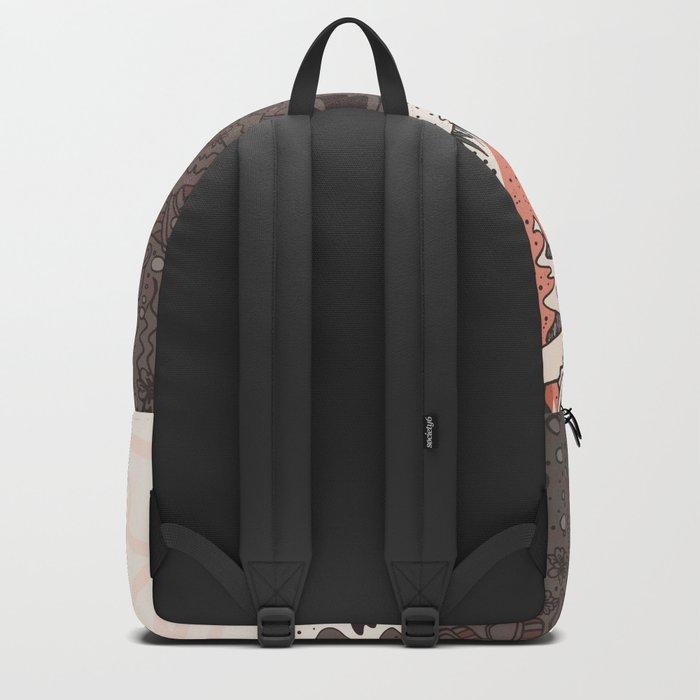 Let's Begin the End Backpack