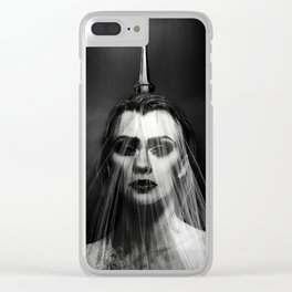 Worship Clear iPhone Case