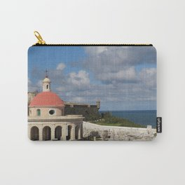 Chapel at Saint Mary Magdalene Cemetery Carry-All Pouch