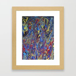 Nimbus Framed Art Print