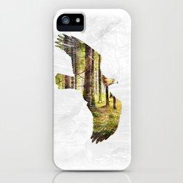 Soar Like An Eagle. iPhone Case