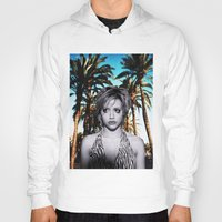 clueless Hoodies featuring Brittany Murphy  by VANN DESIGNS