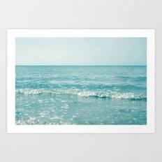 ocean 2248 Art Print