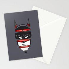 Defrag Man Stationery Cards