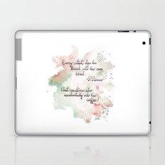 Soul vs Coffee #2 Laptop & iPad Skin