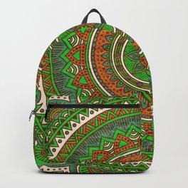 Hippie mandala 80 Backpack