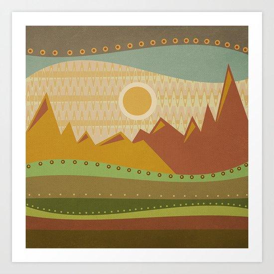 Textures/Abstract 137 Art Print