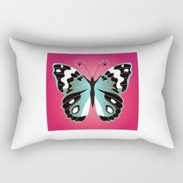 Butterfly Queen Rectangular Pillow