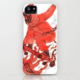 Sk8 The 40oz iPhone Case