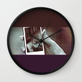 The Things We Hide That Kill Us All Wall Clock
