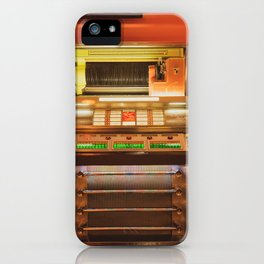 Jukebox iPhone Case
