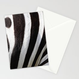"""Pop Safari 01 Zebra"" Stationery Cards"