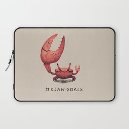 claw goals Laptop Sleeve